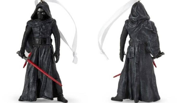 Force Awakens Kylo Ren Ornament