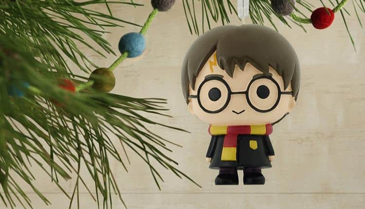 Harry Potter Mini Figurine Ornament