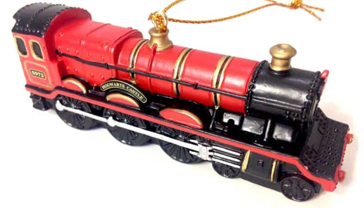 Hogwarts Express Ornament