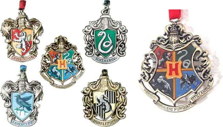 Hogwarts & House Crests