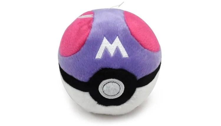 Pokè-Plush Master Ball
