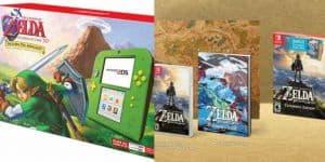 Nintendo's Legendary Black Friday Deals