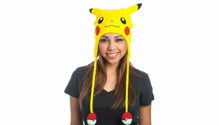 Pikachu Winter Cap