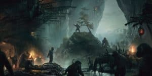 Planet of the Apes Last Frontier Release Date November