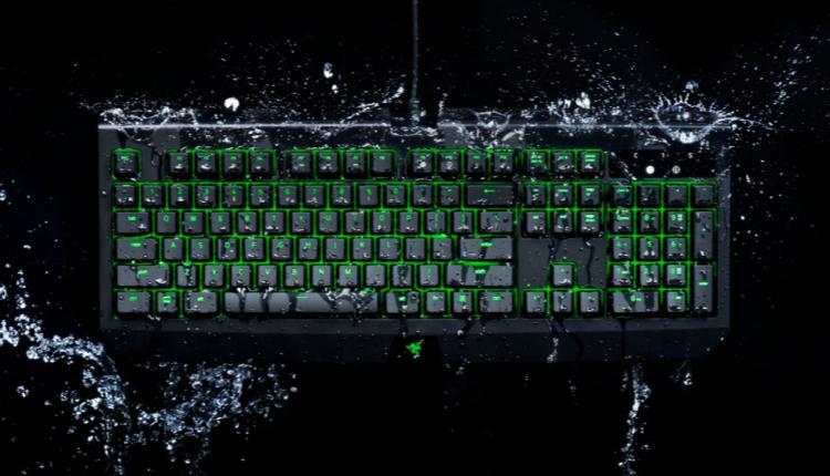 Razer Blackwidow Ultimate Keyboard Available Now