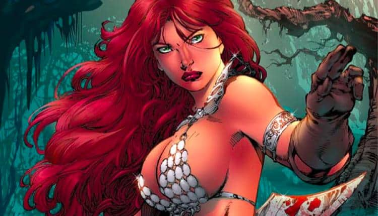Red Sonja Movie On The Fast Track