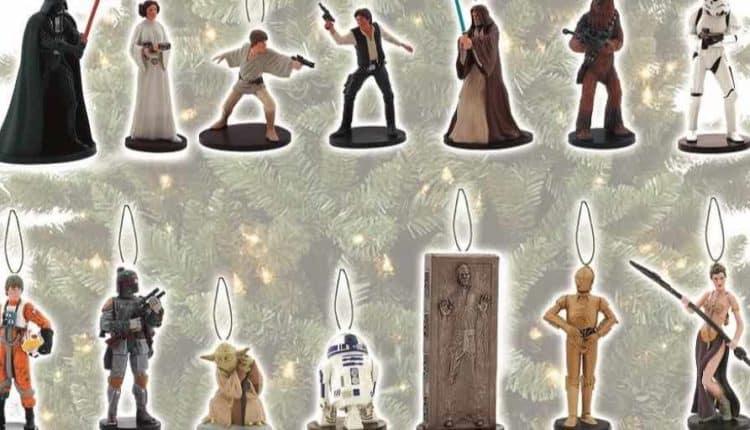 Set of 20 Original Trilogy Ornaments