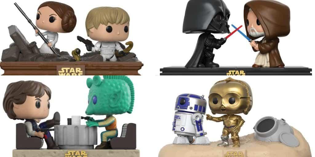 Star Wars Funko Pop! Movie Moments Series