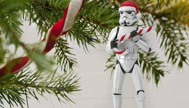 Stormtrooper Peekbuster Keepsake Ornament