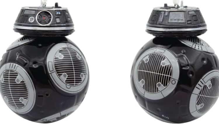 The Last Jedi BB-9E Ornament