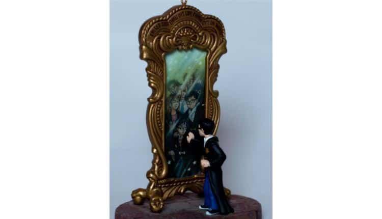 Mirror of Erised Ornament