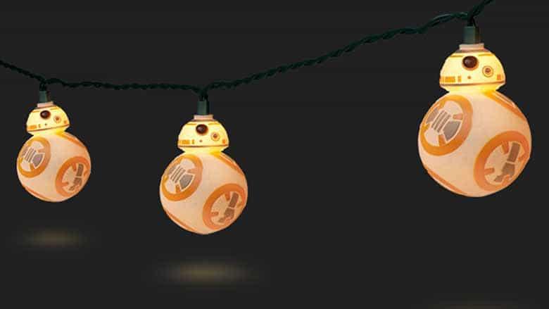 bb-8 string lights