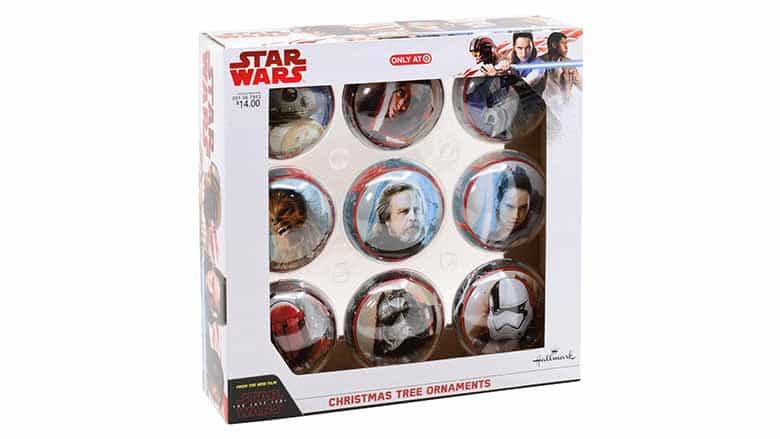 the force awakens ornaments