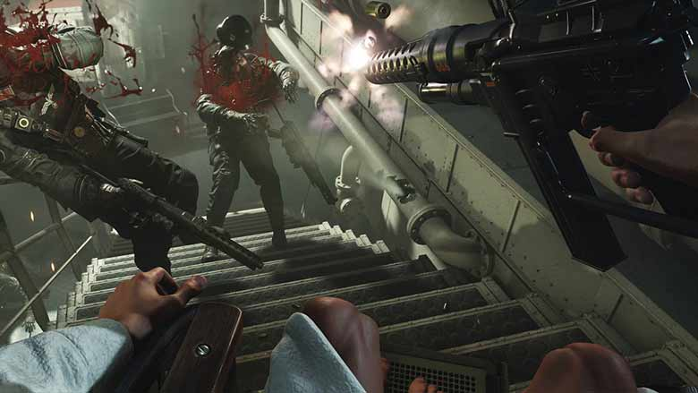 wolfenstein 2 review