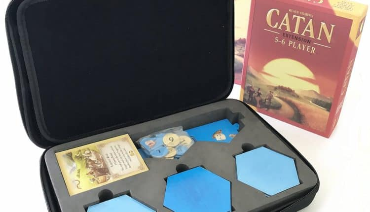 catan carrying case