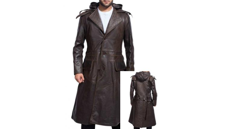 Assassin's Creed Syndicate Jacob Frye trench coat