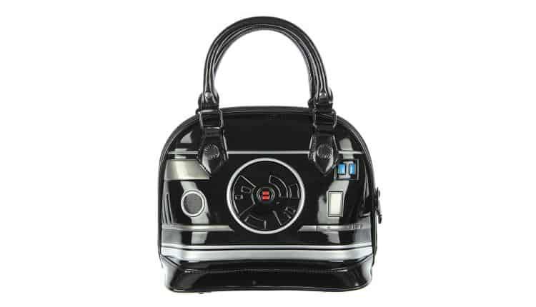 Star Wars The Last Jedi BB-9E Dome Handbag Tote – $54.95