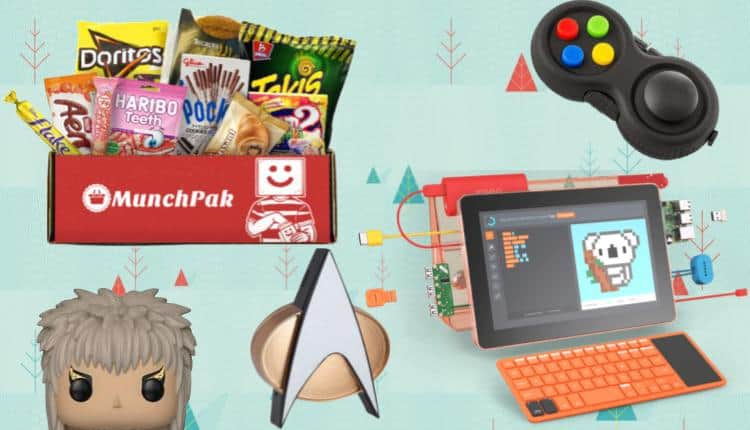 101 Geek Gifts Theyll Absolutely Love 2019