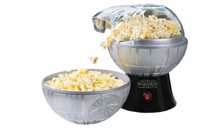 Star Wars Death Star Hot Air-Style Popcorn Maker – $49.99