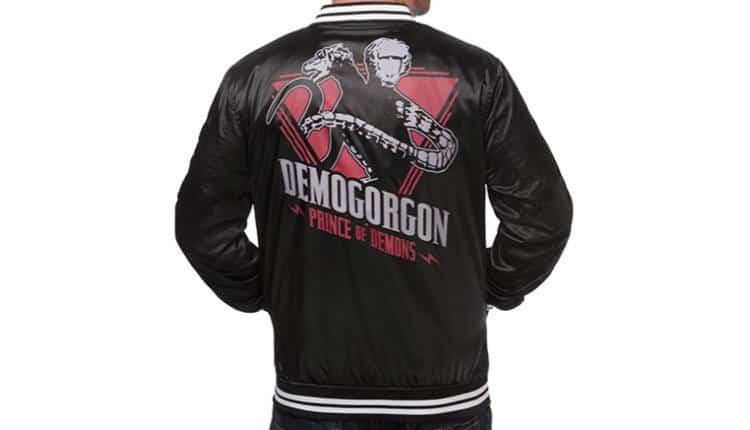 Demogorgon Souvenir Jacket