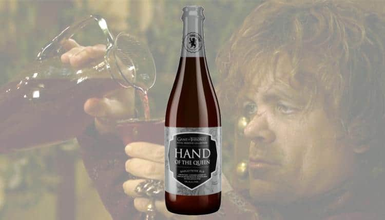 Game of Thrones Beer Series Adds Hand of the Queen