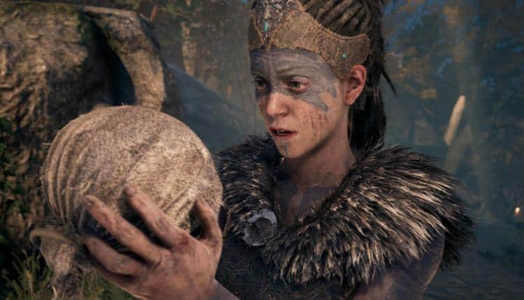 Indie Game of the Year Hellblade: Senua's Sacrifice
