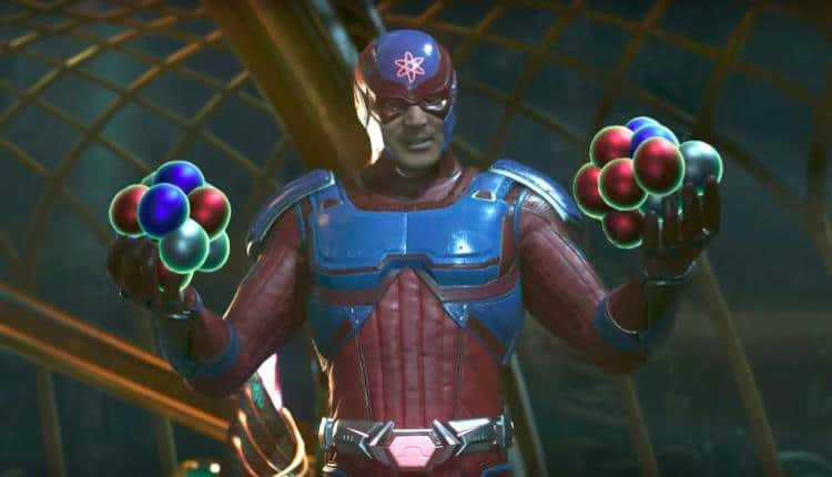 Injustice 2 Introduces The Atom