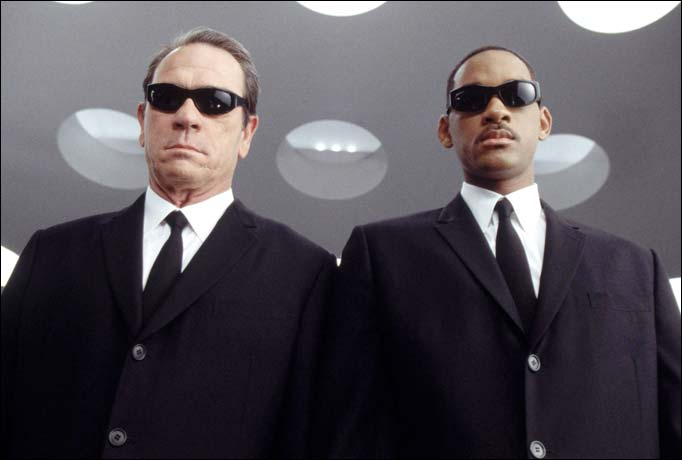 men in black spin-off