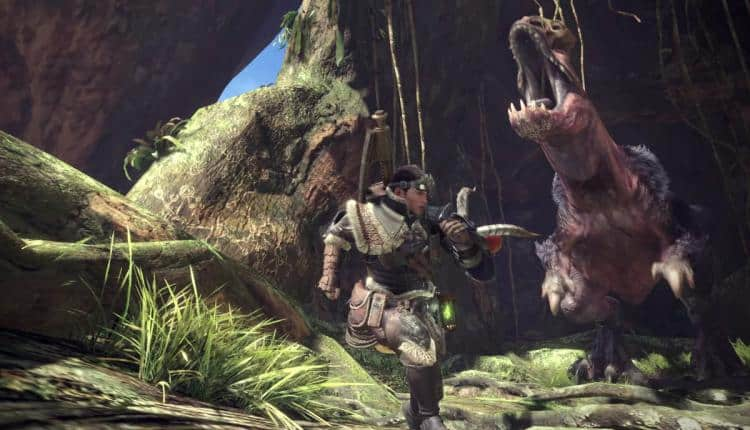 Monster Hunter World Beta Starts December 9