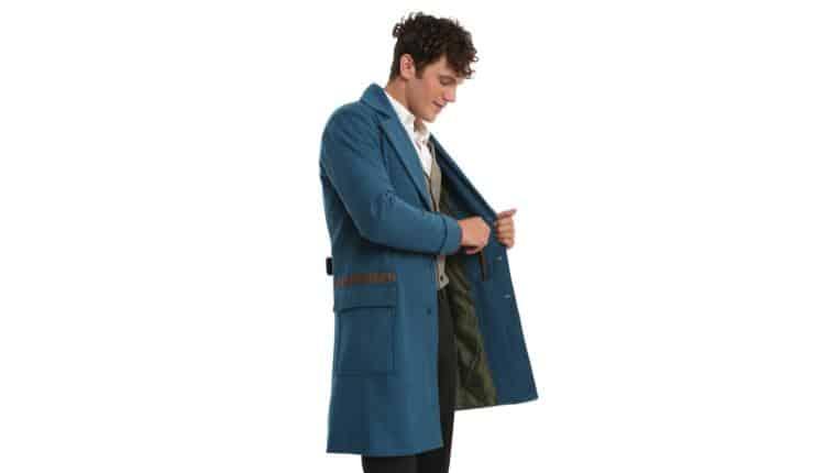 Fantastic Beasts Newt Scamander Overcoat