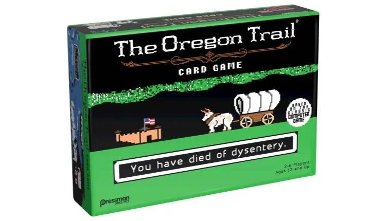 TheOregon Trail Card Game – $14.99