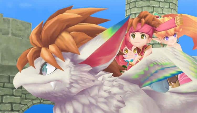 Secret of Mana Limited Physical Copies