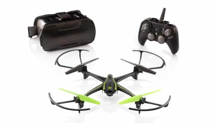 Sky Viper V2450 HD Video Streaming Drone with FPV – $57.97