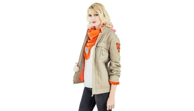 Star Wars Skywalker Rebel Leader Ladies' Jacket