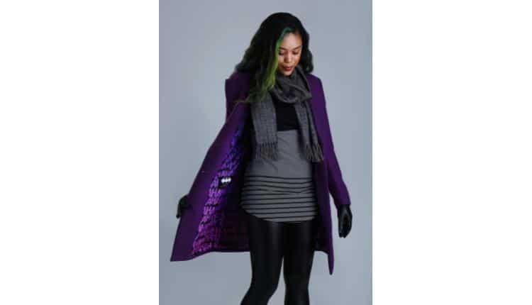 DC Comics The Joker Wool Women's Coat