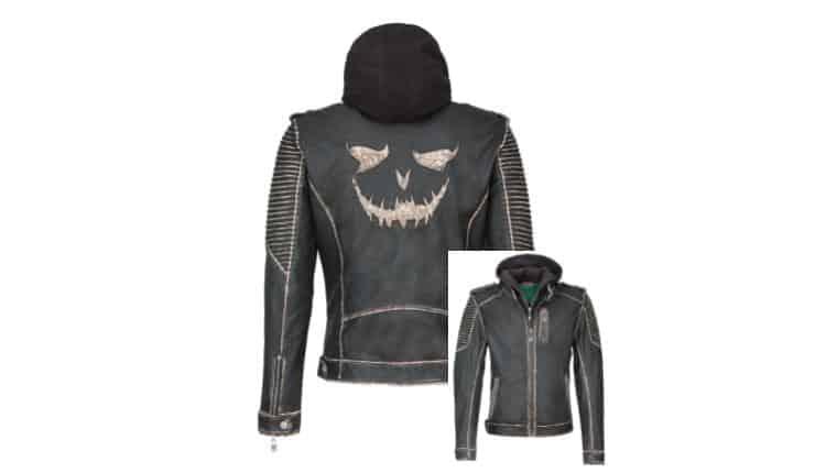 Suicide Squad: 'The Killing Jacket' Joker Leather Jacket