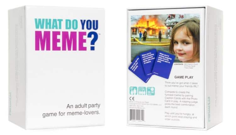 What Do You Meme? Game – $29.99