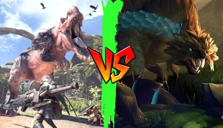 Dauntless vs  Monster Hunter: Can Dauntless Survive? | Nerd Much?
