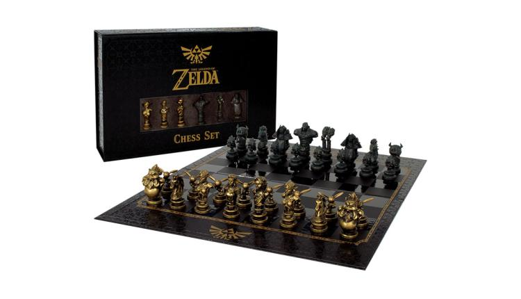 Zelda Chess Collector's Set