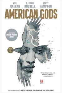 new american gods book