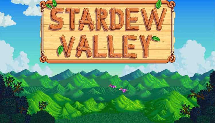 Stardew Calendar.Stardew Valley Multiplayer Update Nearing Completion Nerd Much