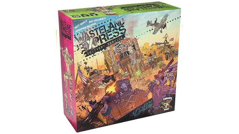 wasteland express game