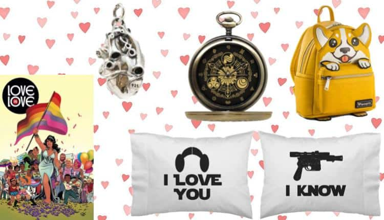 21 Nerdy Valentine's Day Gifts Banner Image