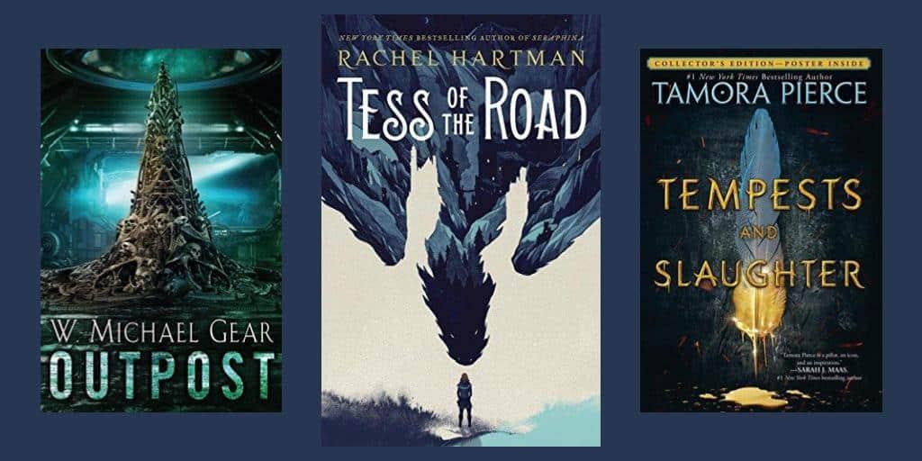 best sci fi fantasy books