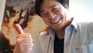 Final Fantasy XV - Hajime Tabata