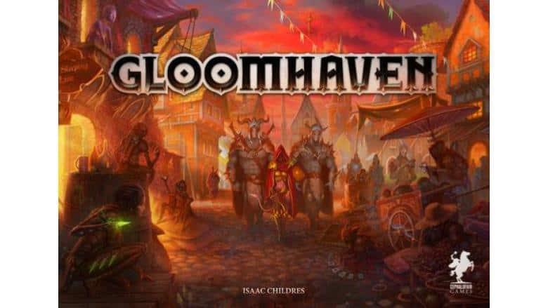 gloomhaven release date