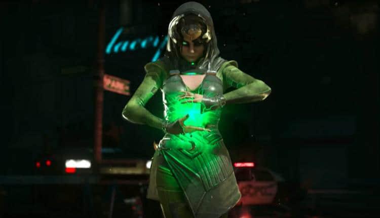 Injustice 2 Enchantress Trailer