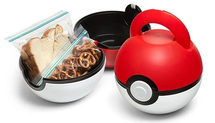 poke ball lunch box