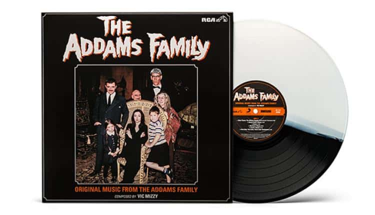 Addams Family Vinyl LP