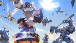 Promotional image for Overwatch